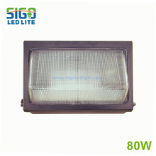GWPL series LED wall pack light 80W