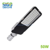 LED street light 50W high illumination good quality used for city main road project