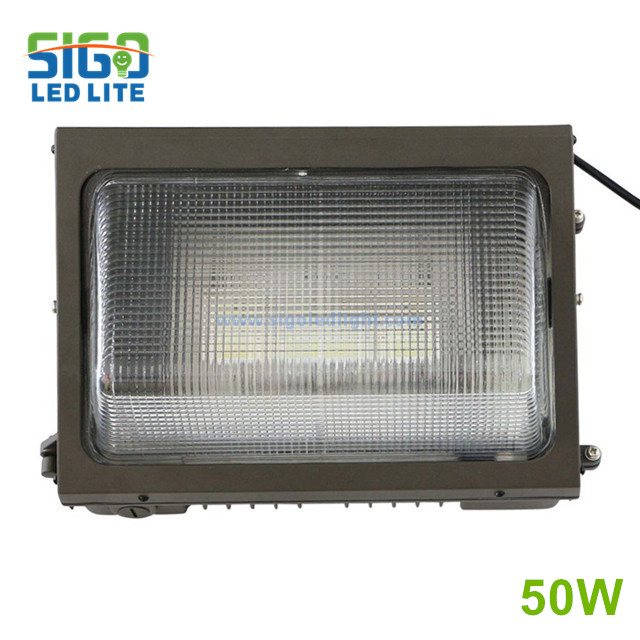 GWPL series LED wall pack light 50W