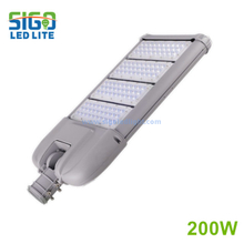 LED street light 200W for viewpoint park garden main road project wholesale high quality