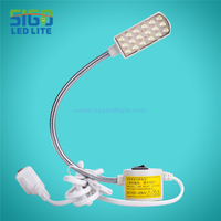 LED sewing machine light D18T 1.5W